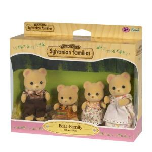 Epoch Sylvanian Families 3150 - Famille ours