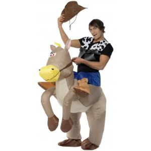 Smiffy's Costume cow-boy gonflable
