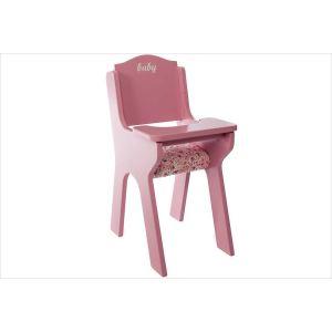 41 offres chaise haute pour poupon comparez avant d 39 acheter en ligne. Black Bedroom Furniture Sets. Home Design Ideas