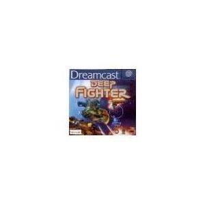 Deep Fighter DC sur Dreamcast