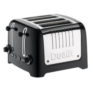 Dualit Lite Toaster - Grille-pain 4 fentes