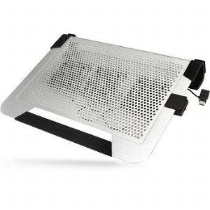 """Cooler master NotePal U3 Plus - Support ventilé pour ordinateur portable 19"""""""