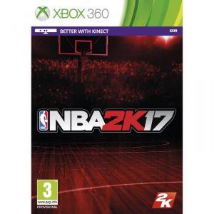 NBA 2K17 sur XBOX360