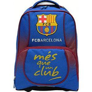 Quo Vadis 246274Q - Sac à dos avec roulettes FC Barcelone