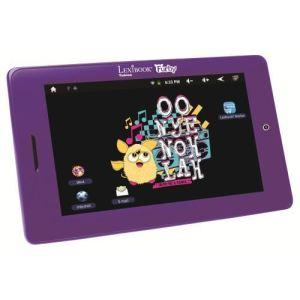 """Lexibook Furby (MFC195FUFR) - Tablette tactile 7"""" 4 Go pour enfant sur Android 4.1"""