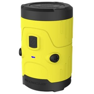 Scosche boomBOTTLE H2O - Enceinte Bluetooth waterproof