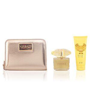 Versace Yellow Diamond - Coffret eau de toilette, lotion pour le corps et trousse