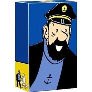 Coffret Les Aventures de Tintin : Capitaine Haddock - 6 DVD