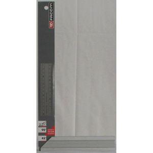Facom SN.1223.04 - Equerre de menuisier inox 40 cm