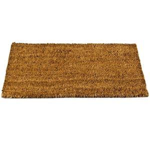 Tapis coco en fibres naturelles (33 x 60 cm)