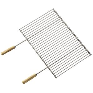 Barbecook 223.4090.000 - Grille professionnelle 90 pour barbecue fixe