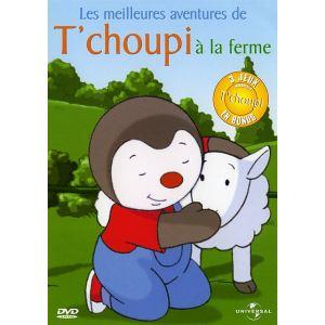 T'choupi : Les Meilleures aventures de T'Choupi à la ferme
