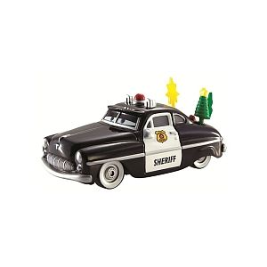 Mattel Voiture Cars Noël 2016 Sheriff DKF 53
