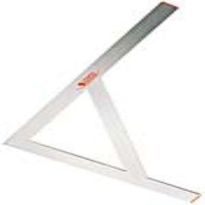 Taliaplast 460904 - Équerre de maçon 80 x 60 cm