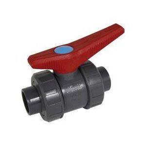 Nicoll VBK50E - Vanne à bille à coller Diametre 50 joint EPDM