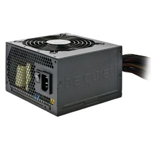 Be quiet System Power 7 500W - Bloc d'alimentation PC certifié 80 plus Silver