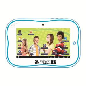 "Lexibook Tablet XL (MFC500FR) - Tablette tactile 10"" 8 Go sur Android 4.1"