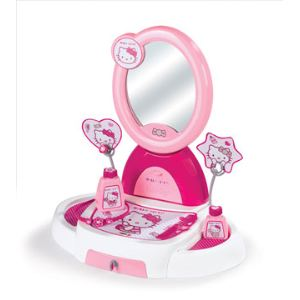 Smoby Coiffeuse de table Hello Kitty