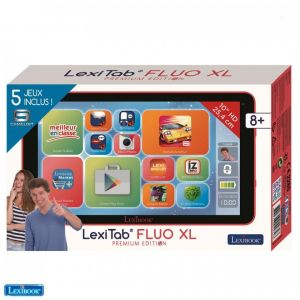 Lexibook MFC510FR1 - Tablette tactile Fluo Xl Premium édition