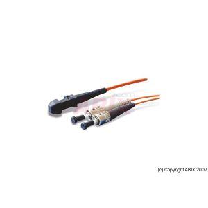 MCAD 836400 - Jarretiere optique duplex MTRJ / ST 5m