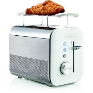 Breville vtt676X - Grille-pain 2tranches