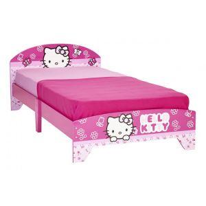Someo Lit pour fille Hello Kitty (90 x 190 cm)