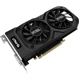 Palit NE5105TS18G1D - Carte graphique GeForce GTX 1050 Ti 4 Go PCI-Express
