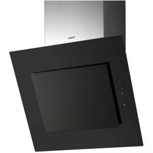 Cata THALASSA 600XGBK - Hotte décorative inclinée 60cm noire