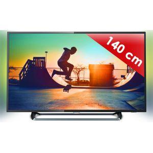 Philips 55PUS6262/12 - Téléviseur LED 140 cm 4K