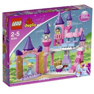 Duplo 6154 - Disney Princesse : Le château de Cendrillon
