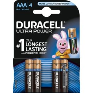 Duracell Ultra Power - Pile 1,5V LR03