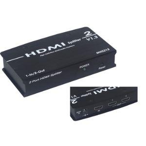 MCL Samar MP-HDMI2 - Répartiteur HDMI 1 entrée 2 sorties