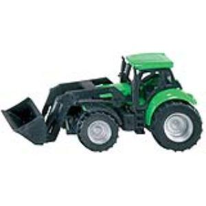 Siku 1043 - Tracteur Deutz avec chargeur frontal - Echelle 1:64