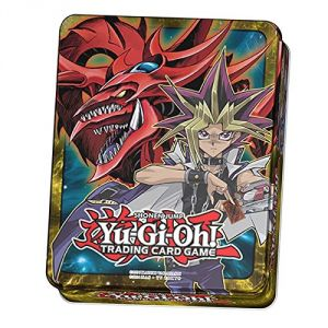 Konami Cartes à collectionner Yu Gi Oh! Tin Box 2016 Kaiba Obelisk