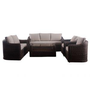achat hesperide lavidia salon de jardin en r sine tress e. Black Bedroom Furniture Sets. Home Design Ideas