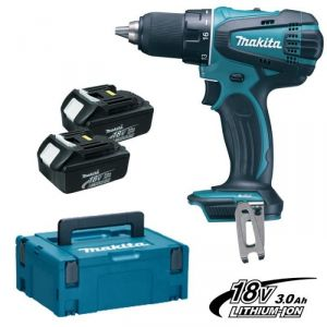 Makita DDF456RF3J - Perceuse visseuse 13 mm 18V
