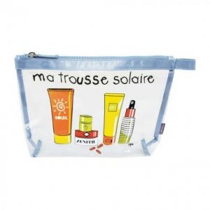 Incidence Trousse Krystal Ma trousse solaire taille L