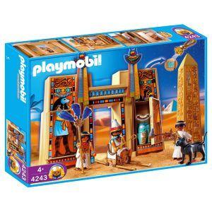 Playmobil 4243 - Pharaon et pylône de temple