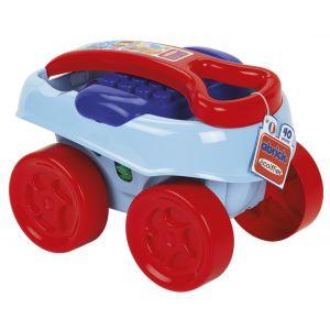 Ecoiffier Chariot de construction (40 pièces)
