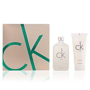 Calvin Klein CK One - Coffret eau de toilette et lait pour le corps