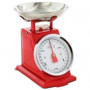 115125 - Balance de cuisine mécanique 3 kg