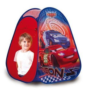 John Tente de jardin Pop Up Play Disney Cars Néon