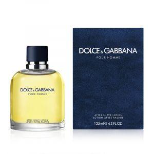 Dolce & Gabbana Pour Homme - Lotion Aprés-rasage 125 ml