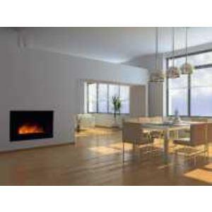 Chemin'Arte Volcano - Cheminée électrique décorative design