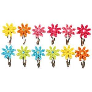 Legler 4565 - Pinces à cheveux «Fleurs»