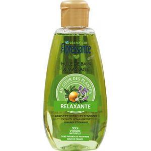 Floressance Relaxante - Huile de bain & massage apaise et libère les tensions