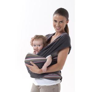 Babymoov Porte bébé écharpe à nouer
