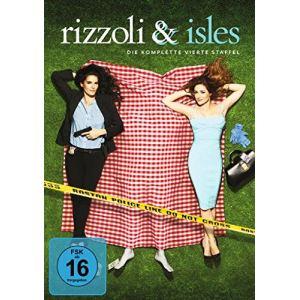 Rizzoli & Isles - Saisons 4