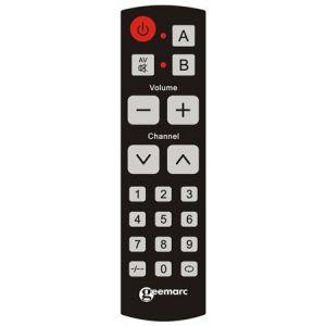 Geemarc Easy TV10 - Télécommande universelle