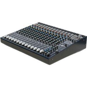 Montarbo MCR-R16FX - Console de mixage analogique